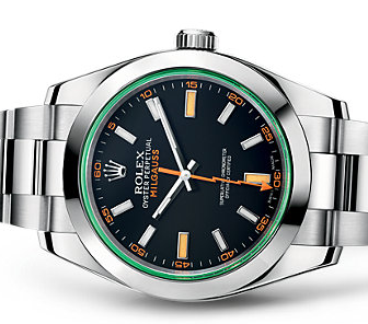 High-performance Rolex Milgauss Replica Watches With Black Dials