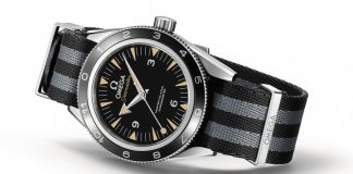Best Omega Seamaster James Bond Limited Edition Replica Watch