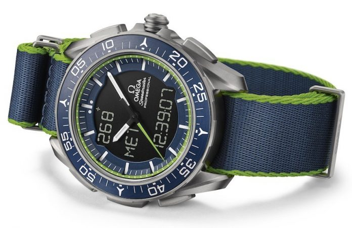 Omega Speedmaster Skywalker X-33 Solar Impulse Limited Edition Watch