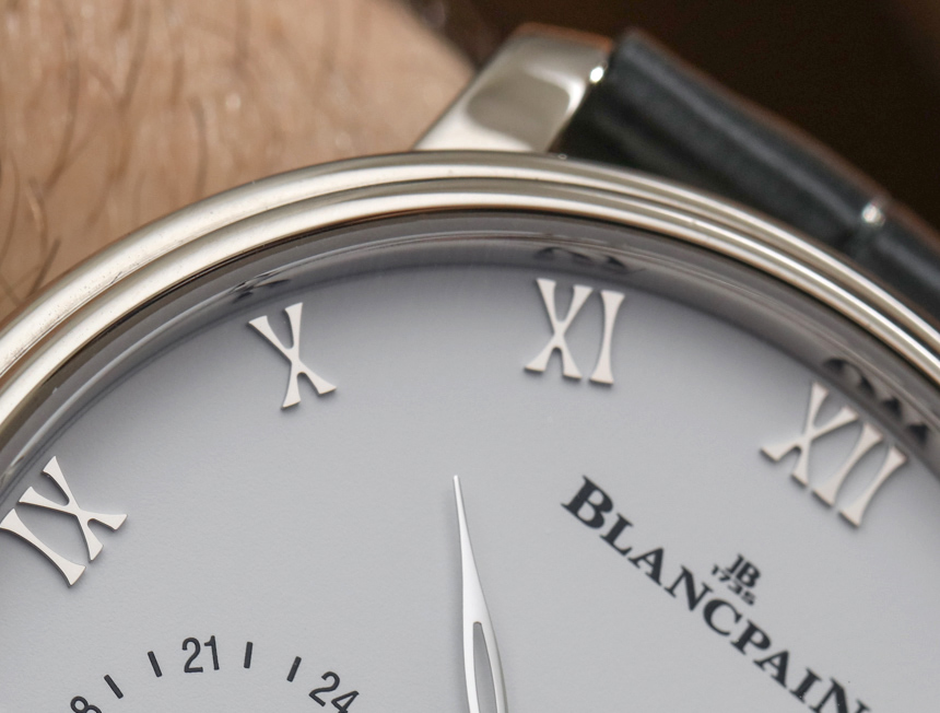 Blancpain Villeret Quantieme Annuel GMT Watch Hands-On Hands-On