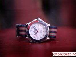 Omega Seamaster Diver 300M 'Commander's Watch' Giveaway From Luxe Watches Giveaways
