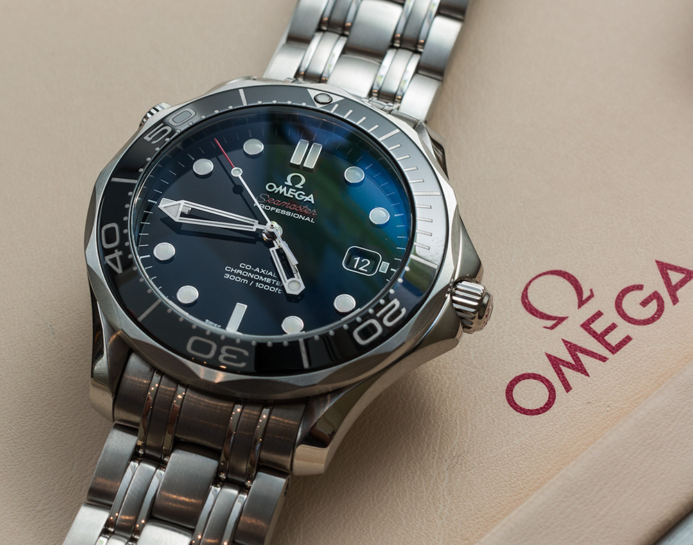 Cost Of Entry: Omega Watches Feature Articles