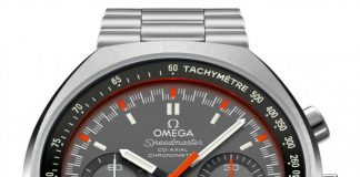 Omega Speedmaster Mark II Reissue Watch For 2014 Watch Releases
