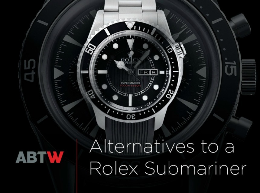 aBlogtoWatch eBay Watch Buying Guides: Rolex Submariner Alternatives, Omega Seamasters, & More Watch Buying