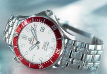 Omega Seamaster Professional Vancouver 2010 Olympics Watch Watch Releases