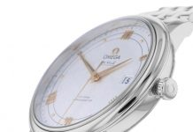 Omega DeVille Prestige Mens Watch