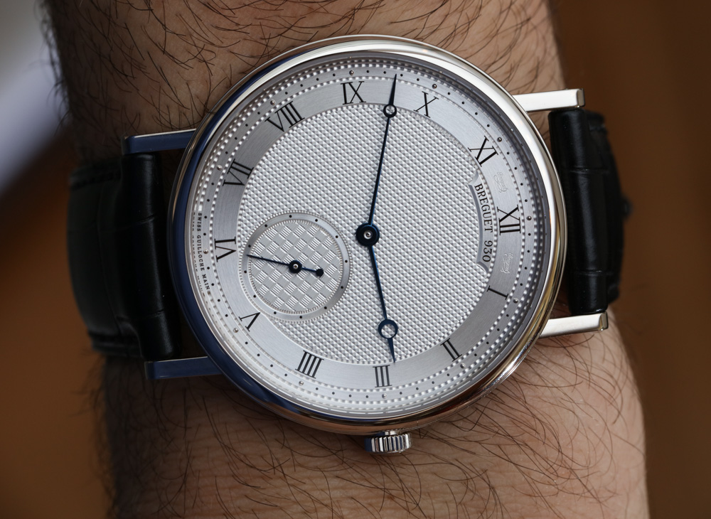 Breguet Classique 7147 Watch Hands-On Hands-On