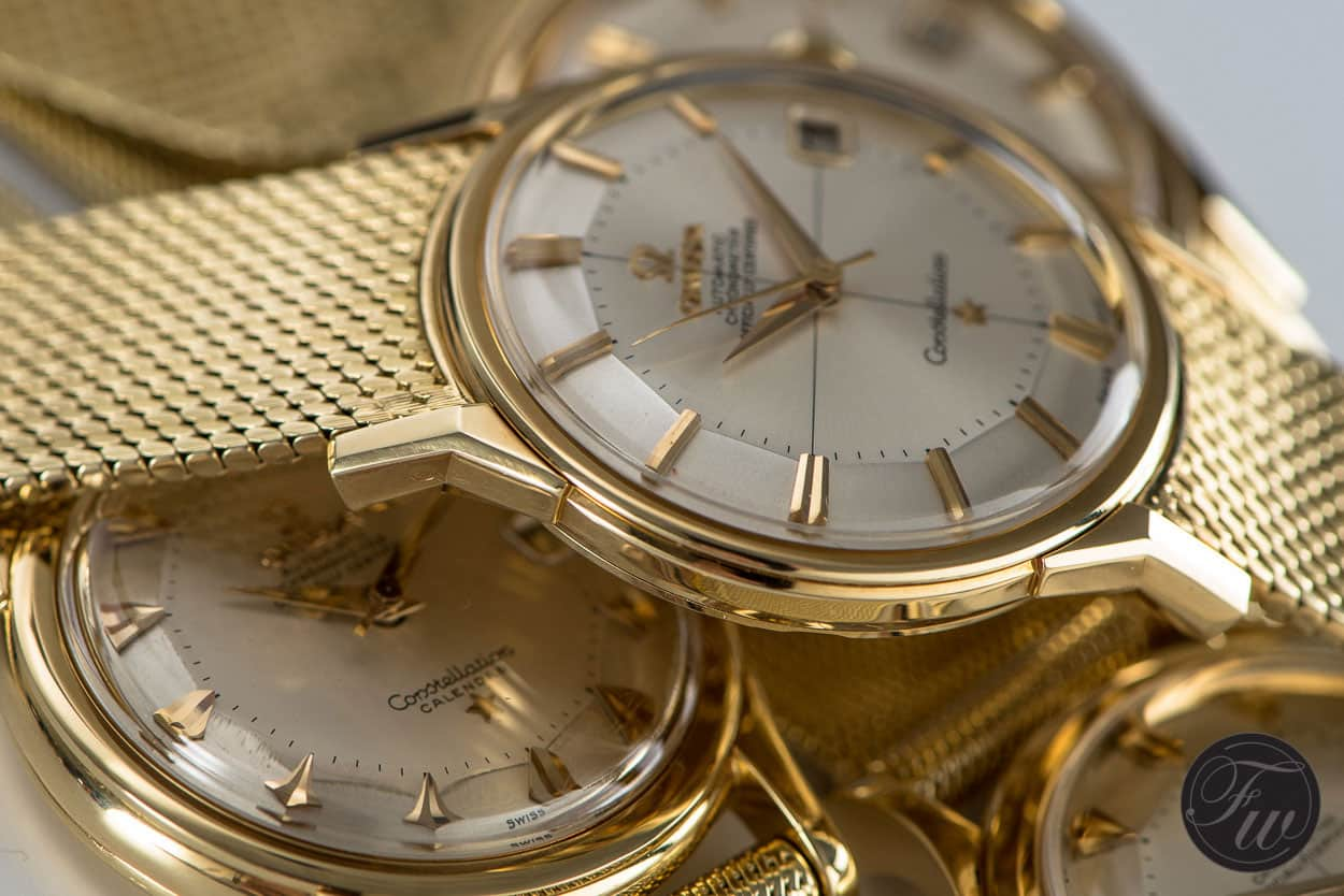Vintage Omega Constellation