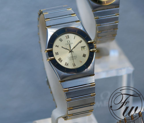 Omega Constellation Manhattan