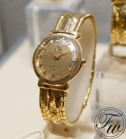 Omega Constellation Grandluxe